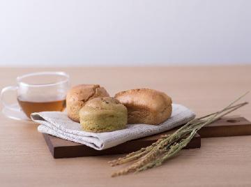 《玄米100》 グルテンフリー玄米パン