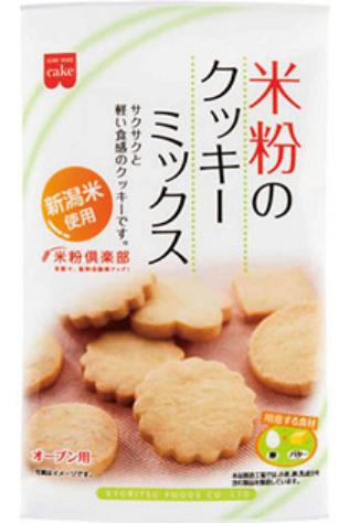 米粉のクッキーミックス 200g