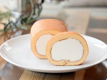 ふわふわロールケーキ